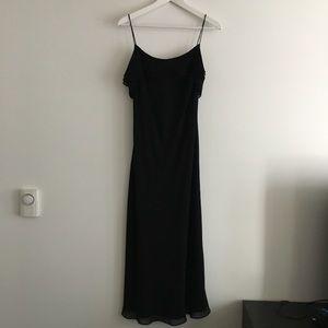 Liz Claiborne lined strappy dress